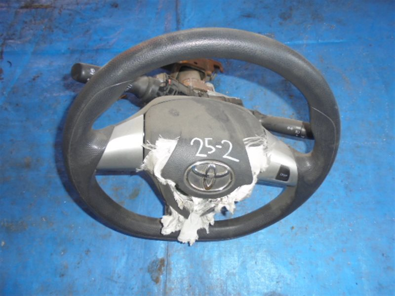 Руль Toyota Corolla Axio ZRE142 2ZR-FE (б/у)