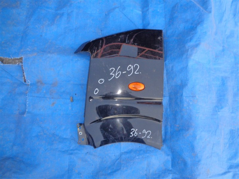 Крыло Suzuki Every DA64W K6A переднее левое (б/у)