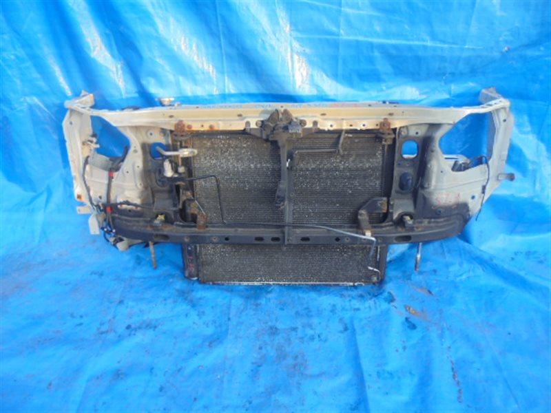 Радиатор кондиционера Toyota Surf TRN210W 5VZ-FE (б/у)