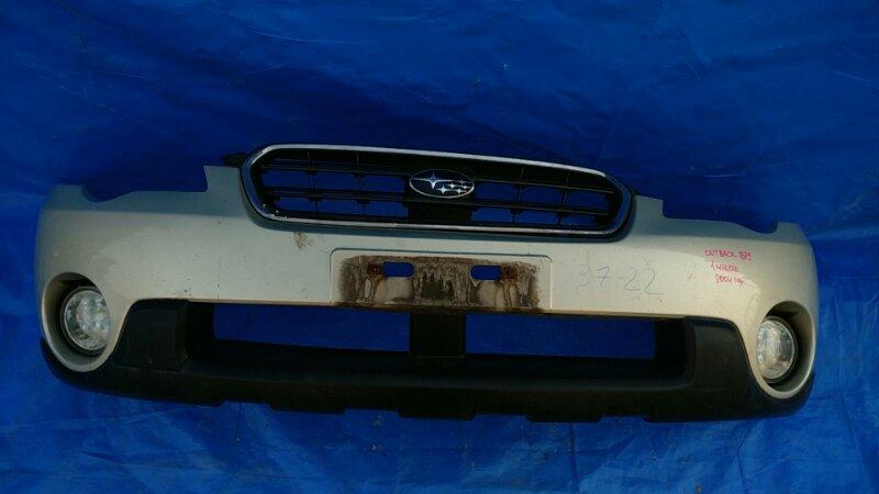 Бампер Subaru Outback BP9 2004 передний I MODEL (б/у)