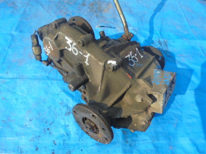 Раздаточная коробка Suzuki Jimny JA22W K6A-T (б/у)