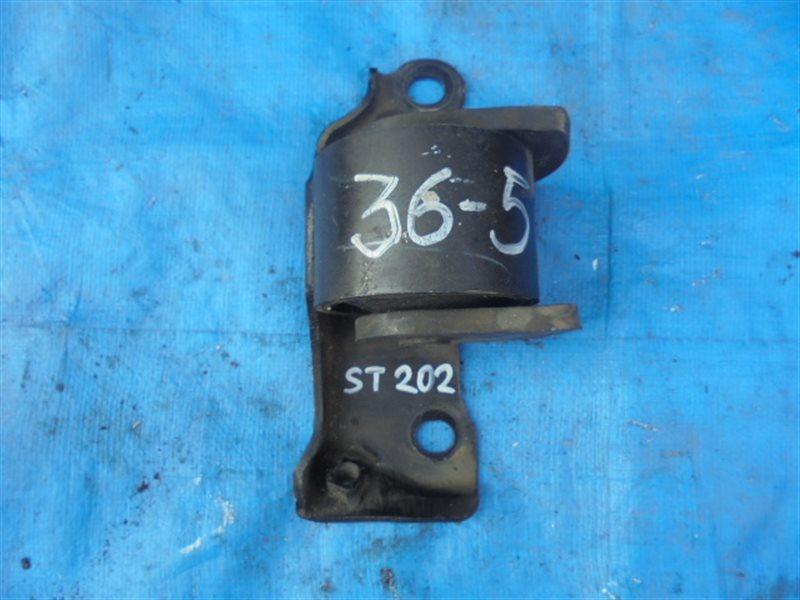 Подушка двигателя Toyota Carina Ed ST202 3S-FE левая (б/у)