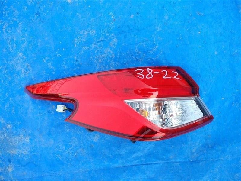 Стоп-сигнал Nissan Lannia U15Z HR16 2015 левый (б/у)