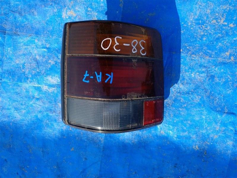 Стоп-сигнал Subaru Justy KA7 EF12 левый 4447 (б/у)