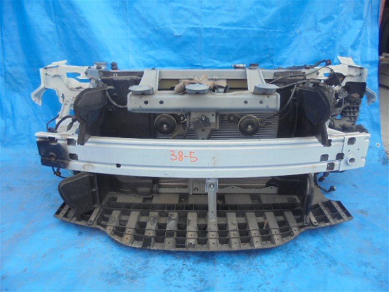 Радиатор кондиционера Nissan Lannia U15Z HR16 2015 (б/у)