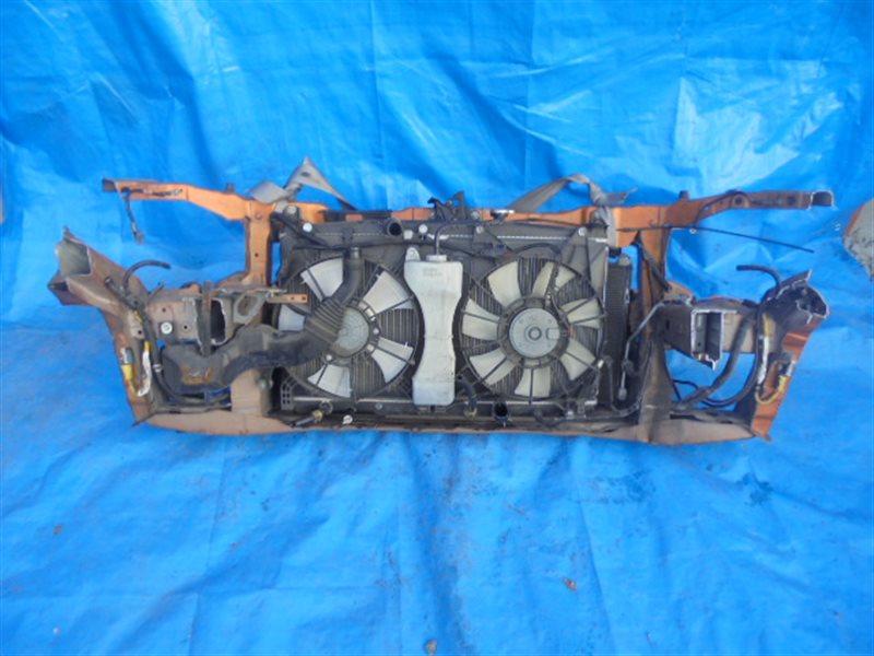 Радиатор основной Honda Cr-Z ZF1 LEA (б/у)