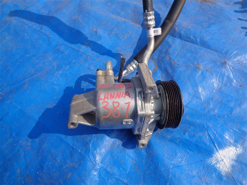 Компрессор кондиционера Nissan Lannia U15Z HR16 2015 (б/у)