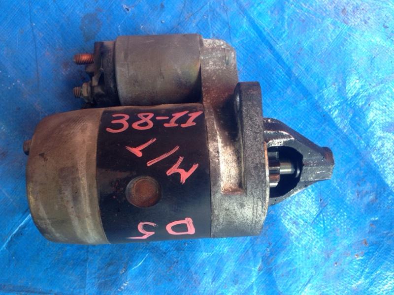 Стартер Mazda Bongo SE28M D5 M3T70081, D53018400 (б/у)