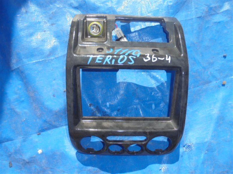 Консоль магнитофона Daihatsu Terios Kid J111G EF (б/у)