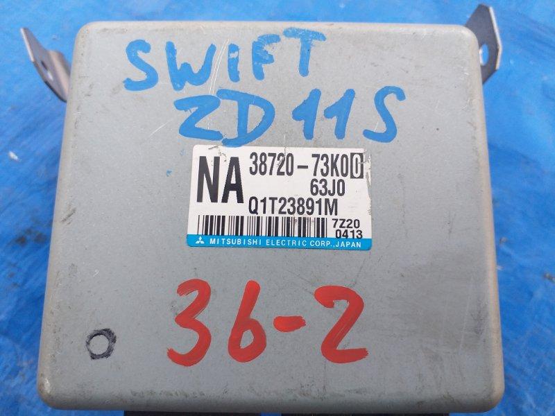 Блок управления рулевой рейкой Suzuki Swift ZD11S M13A 38720-73KOO (б/у)