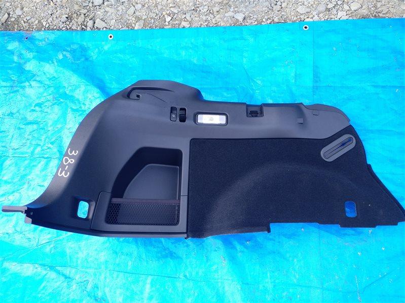 Обшивка багажника Subaru Levorg VM4 FB16 левая (б/у)