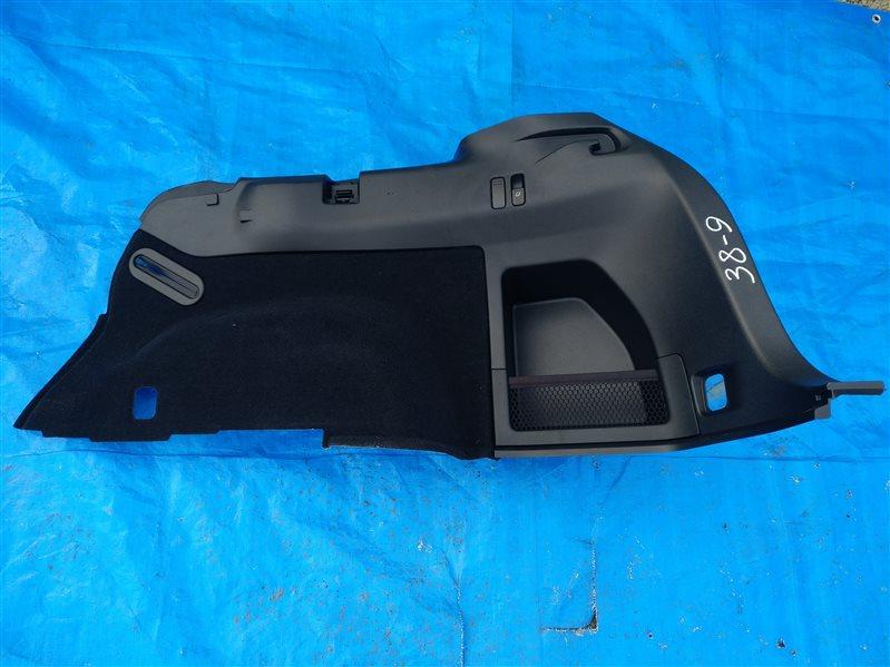 Обшивка багажника Subaru Levorg VM4 FB16 правая (б/у)