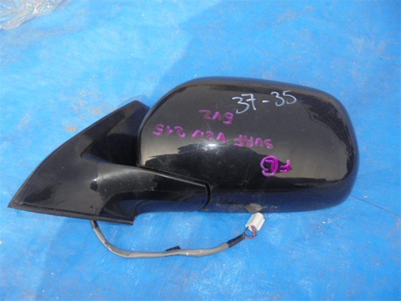 Зеркало Toyota Surf GRN215 5VZ-FE левое 5K (б/у)