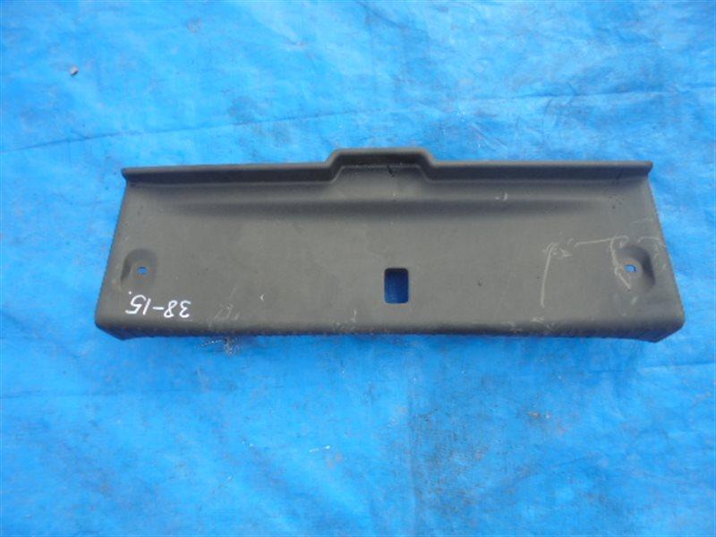 Накладка замка багажника Nissan Lannia U15Z HR16 (б/у)