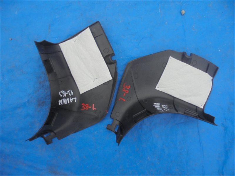 Порожек пластиковый Nissan Lannia U15Z HR16 передний (б/у)