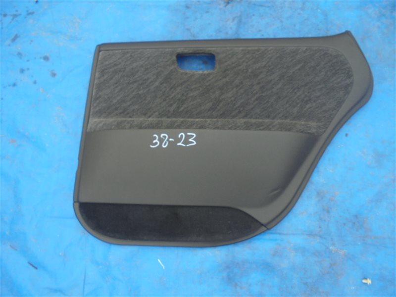 Обшивка дверей Toyota Windom VCV11 4VZ-FE задняя правая (б/у)