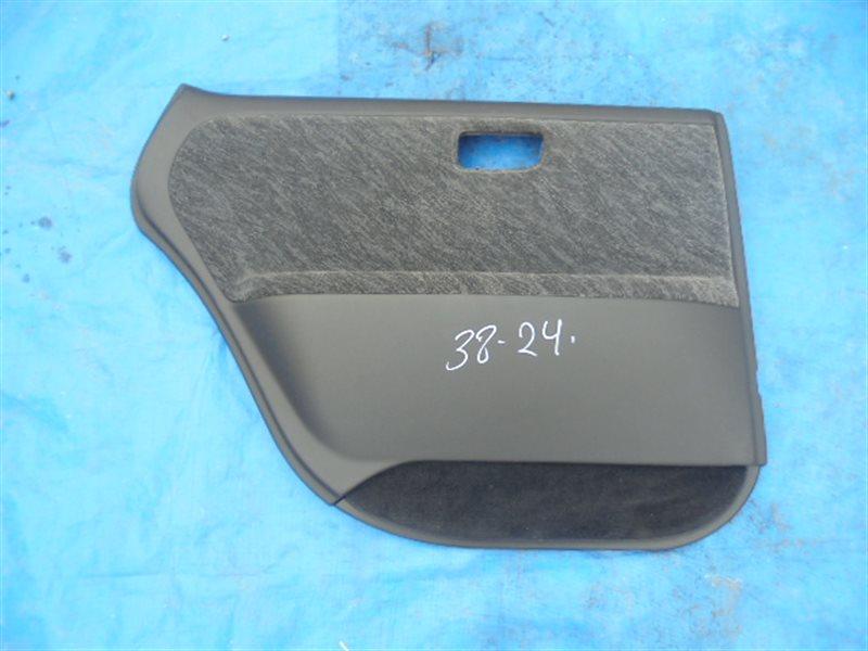 Обшивка дверей Toyota Windom VCV11 4VZ-FE задняя левая (б/у)