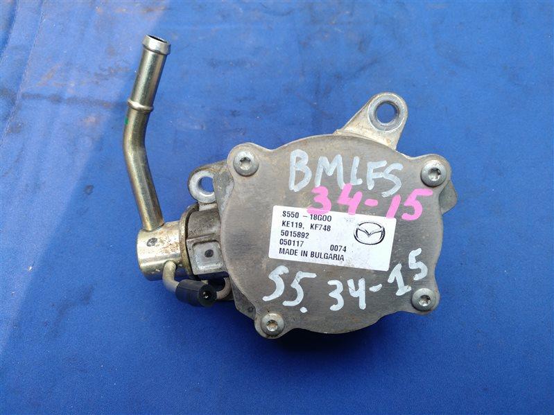 Тнвд Mazda Axela BMLFS S5-DPTS S550-18G00 (б/у)