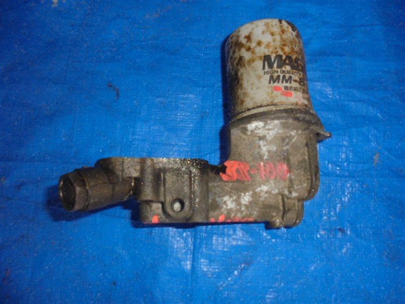 Крепление масляного фильтра Mitsubishi Rvr N23W 4G63 (б/у)