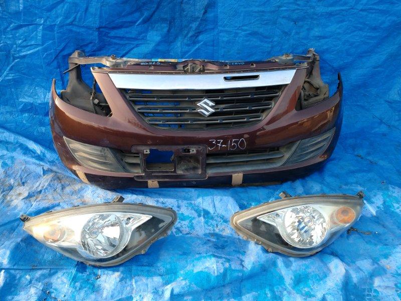 Nose cut Suzuki Cervo HG21S K6A 35100-66KO (б/у)