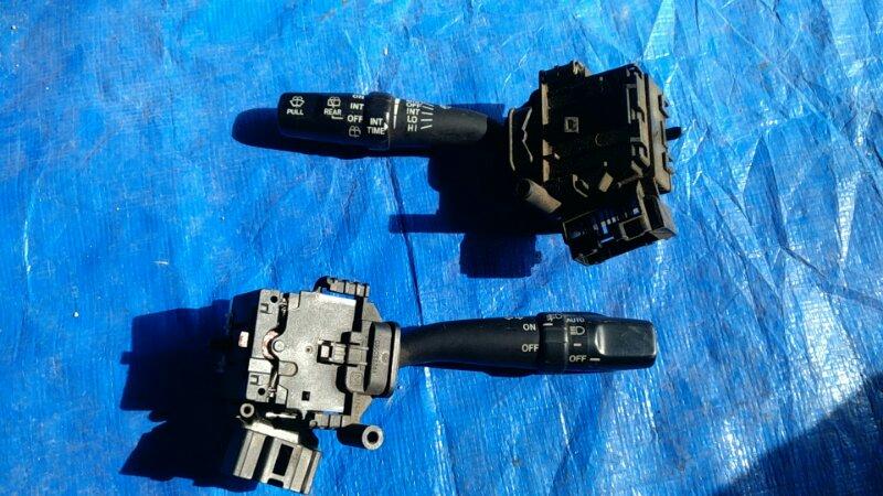 Блок подрулевых переключателей Toyota Kluger ACU20 2AZ-FE (б/у)
