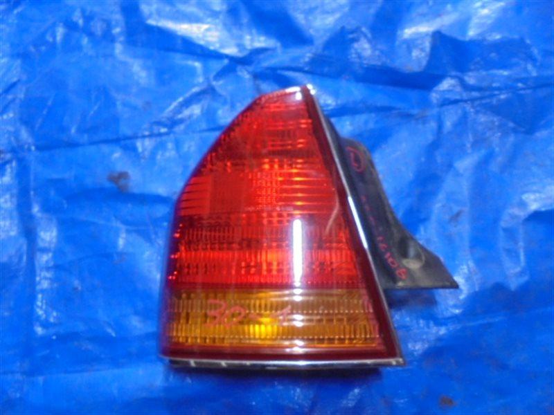 Стоп-сигнал Mitsubishi Proudia S32A 6G74 левый 220-16106 (б/у)