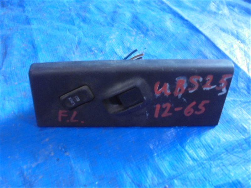 Блок упр. стеклоподьемниками Isuzu Bighorn UBS25 6VD1 передний левый (б/у)