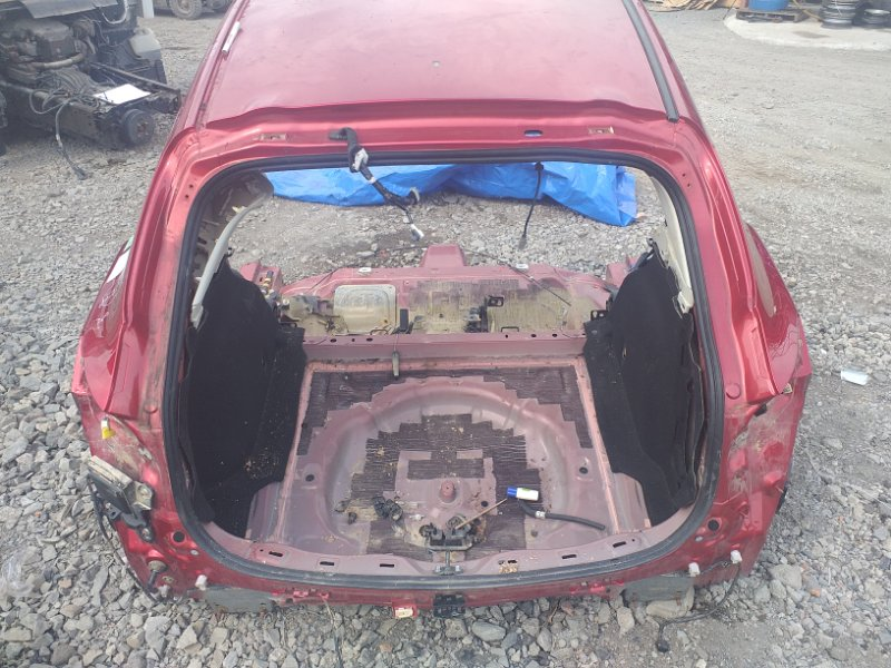 Обшивка багажника Mazda Axela BMLFS S5 левая (б/у)