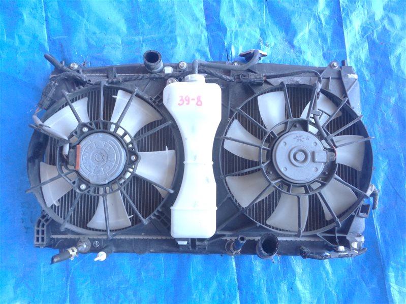 Радиатор основной Honda Cr-Z ZF1 LDA (б/у)