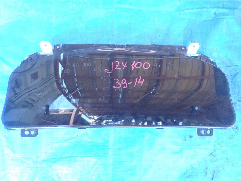 Спидометр Toyota Chaser JZX100 1JZ-GE (б/у)