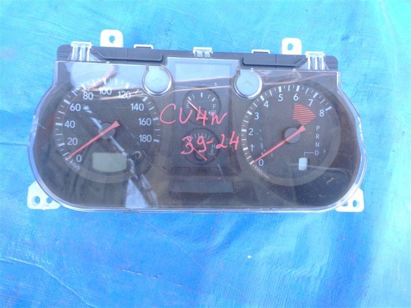 Спидометр Mitsubishi Airtrek CU4W 4G64 (б/у)