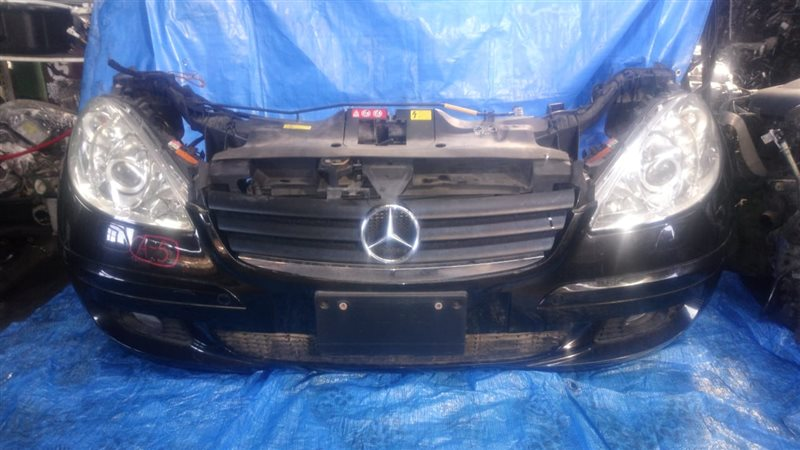 Nose cut Mercedes-Benz A-Class II 2004 A-5 (б/у)