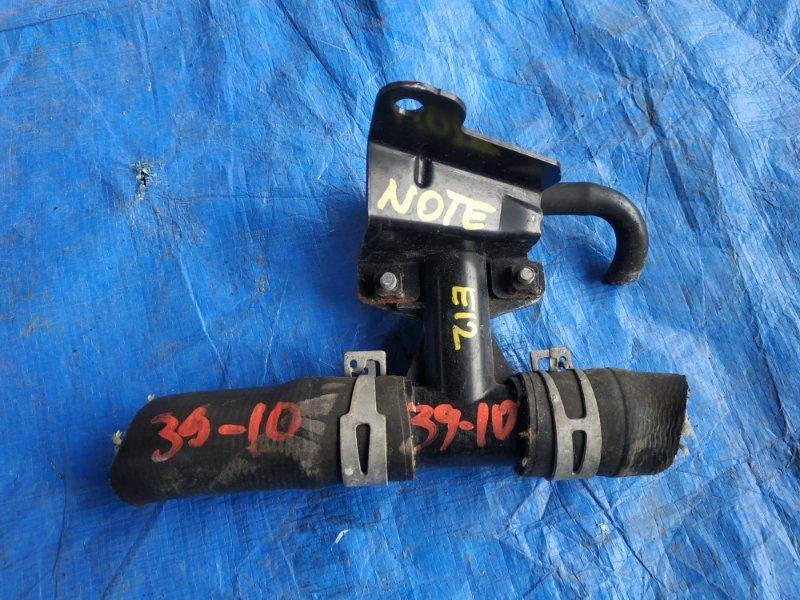 Горловина радиатора Nissan Note E12 HR12DD (б/у)