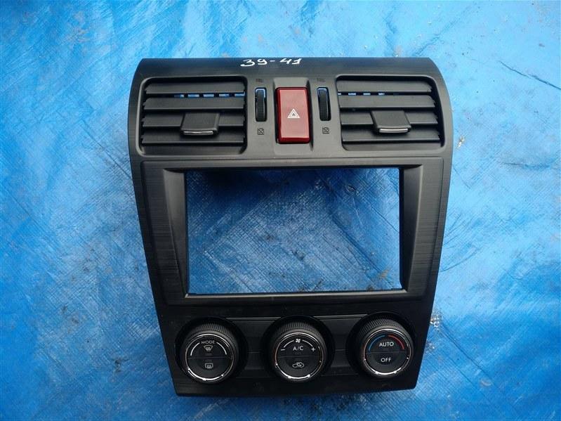 Консоль магнитофона Subaru Impreza GP2 FB16 (б/у)