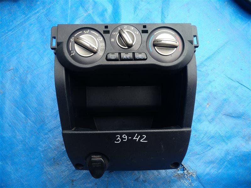 Консоль магнитофона Mitsubishi Pajero Mini H58A 4A30 II MODEL (б/у)