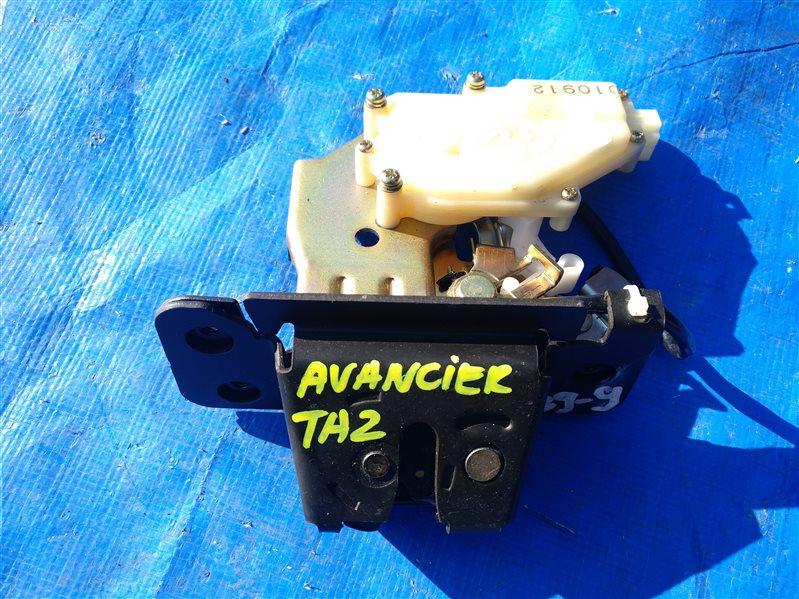 Замок 5-й двери Honda Avancier TA2 F23A (б/у)
