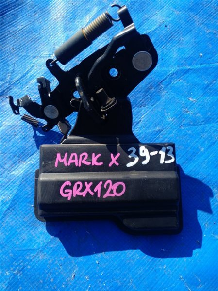 Замок багажника Toyota Mark X GRX120 4GR-FSE (б/у)