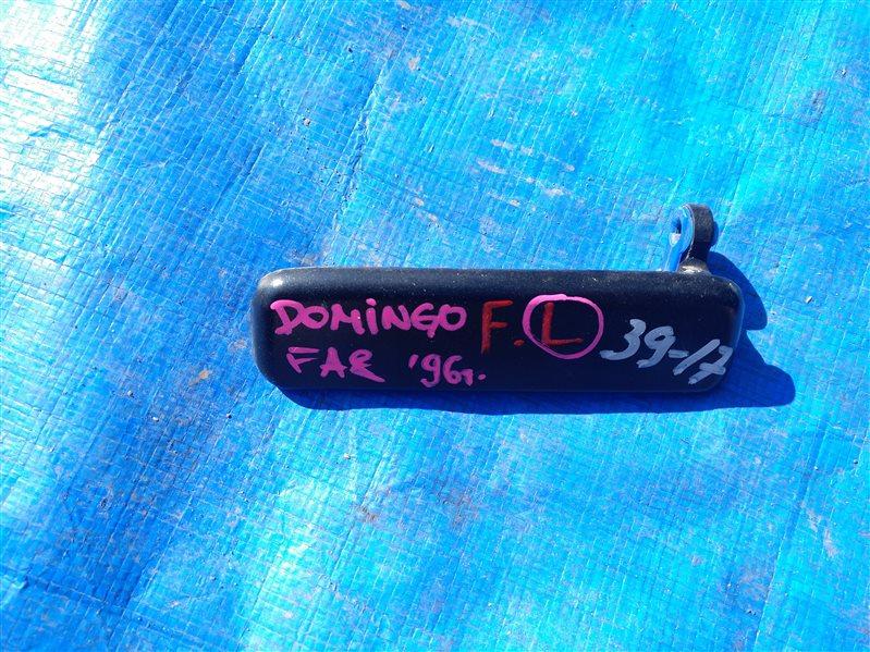 Ручка двери Subaru Domingo FA8 EF12 передняя левая (б/у)