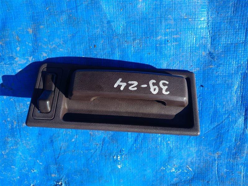 Ручка двери внутренняя Nissan Largo VNW30 CD20 ( ETI) задняя левая (б/у)