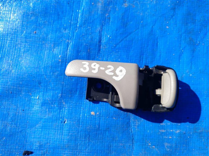 Ручка двери внутренняя Nissan Largo VNW30 CD20 ( ETI) передняя левая (б/у)