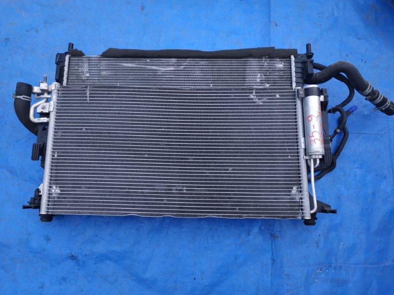 Радиатор кондиционера Lincoln Mkc (б/у)