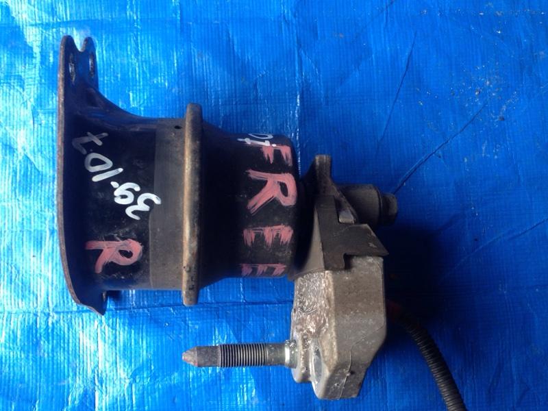 Подушка двигателя Honda Freed GB3 правая (б/у)