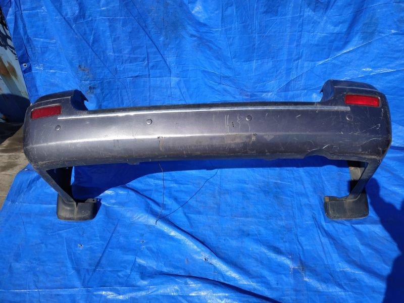 Бампер Hyundai Terracan задний (б/у)
