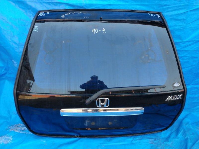 Дверь задняя Honda Mdx YD1 J35A (б/у)