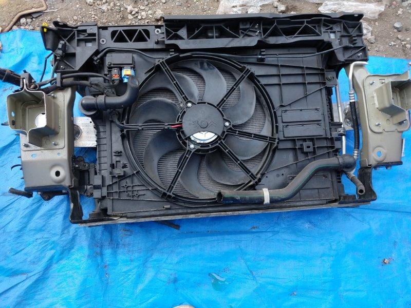 Радиатор основной Peugeot 308 T9 2014 (б/у)