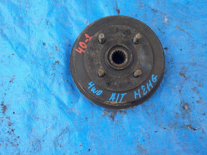 Тормозной барабан Daihatsu Yrv M211G K3-VE задний (б/у)