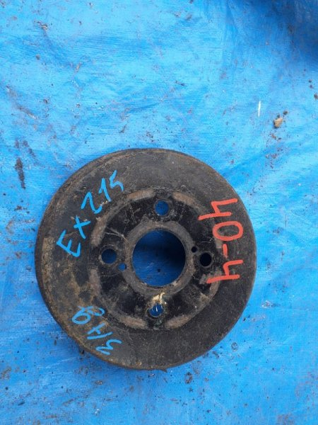 Тормозной барабан Toyota Raum EXZ15 5E-FE задний (б/у)