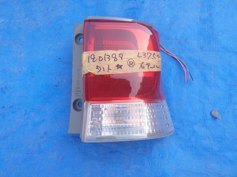 Стоп-сигнал Daihatsu Tanto L375S правый D066 (б/у)