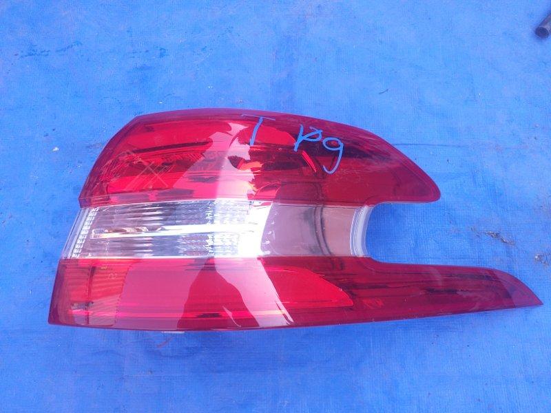 Стоп-сигнал Peugeot 308 T9 правый 9678093880 (б/у)