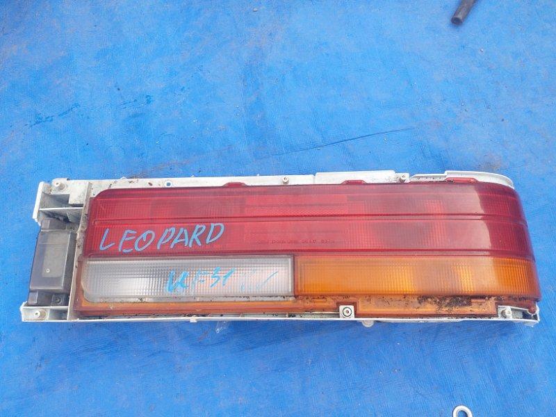 Стоп-сигнал Nissan Leopard UF31 VG30DE правый 22066170 (б/у)